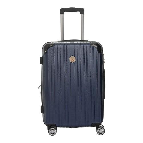 Βαλίτσα μπλε μεσαίου μεγέθους (medium)